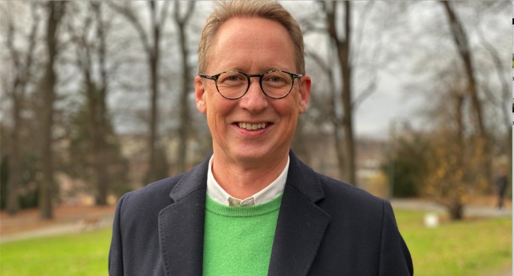Hans Christian Lillehagen, generalsekretær i Stiftelsen Dam
